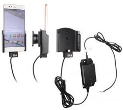 Support téléphone Huawei P10 Plus pour installation fixe. Réf Brodit 713031