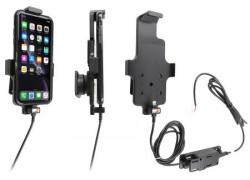 Support Apple iPhone 11 avec étui pour installation fixe. Réf Brodit 727091