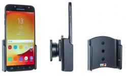 Support téléphone Samsung Galaxy J7 (2017) Sm-J730F passif. Réf Brodit 711004