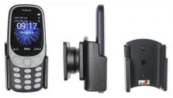 Support téléphone Nokia 3310 (2017) passif. Réf Brodit 711026