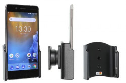 Support téléphone Nokia 8 passif. Réf Brodit 711030