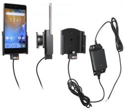 Support téléphone Nokia 8 pour installation fixe. Réf Brodit 713030