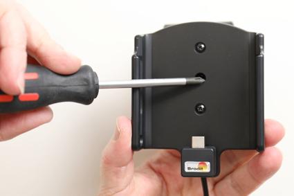 support t l phone nokia 8 pour installation fixe r f brodit 713030. Black Bedroom Furniture Sets. Home Design Ideas
