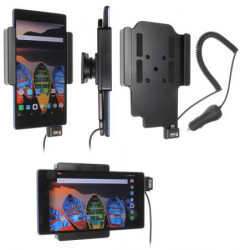 Support avec chargeur allume-cigare Lenovo Tab 3 7