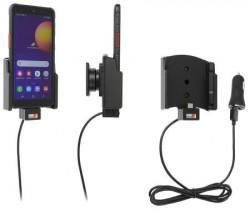 Support avec chargeur allume-cigare et câble USB Xcover 5 - Ref 721242