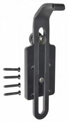Support supérieur réglable pour une prise en main plus ferme. Convient uniquement pour les Supports réglables avec rotule qui sont équipées avec des vis d'ajustement sur le dos. Réf 215695