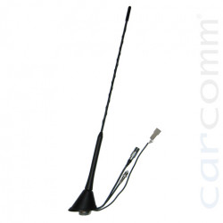 Antenne GSM Quad band - compatible amplificateur d'antenne Carcomm