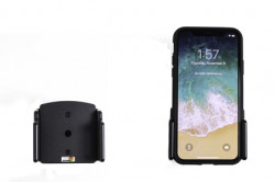 iPhone X avec étui