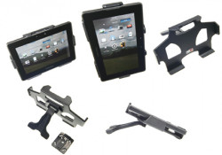 MultiStand  Brodit BlackBerry PlayBook MultiStand - Adaptateur de montage et vis incluses. Noir. Réf 215490