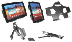 MultiStand  Brodit Samsung Galaxy Tab 8.9 GT-P7300 MultiStand - Adaptateur de montage et vis incluses. Noir. Réf 215506