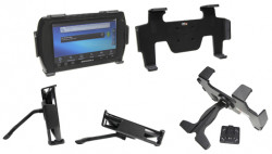 MultiStand  Brodit Motorola ET1 MultiStand - Pour l'unité sans dragonne. Adaptateur de montage et vis incluses. Noir. Réf 215511