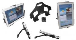 MultiStand  Brodit Samsung Galaxy Tab 2 10.1 MultiStand - Adaptateur de montage et vis incluses. Noir. Réf 215554