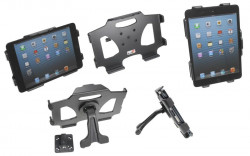 MultiStand  Brodit Apple iPad Mini MultiStand - Adaptateur de montage et vis incluses. Noir. Réf 215577