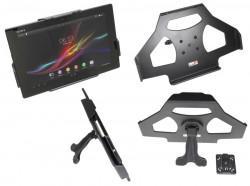 MultiStand  Brodit Sony Xperia Tablet Z MultiStand - Adaptateur de montage et vis incluses. Noir. Réf 215580