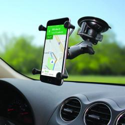 Support ventouse Smartphone Xgrip de Ram-Mout - Usage intensif, fabrication aluminium