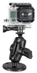 Fixation surface plane GoPro Hero «Bulletproof»