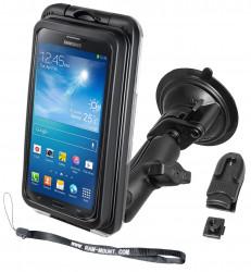 Support ventouse étanche pour Smartphones