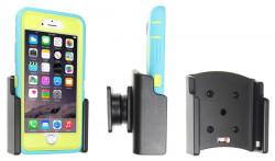 Support voiture  Brodit Apple iPhone 6  passif avec rotule - Pour  étui Otterbox Defender (non livré) étui. Réf 511732