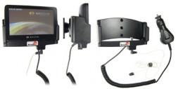 Support voiture  Brodit Navigon 7200  avec chargeur allume cigare - Avec rotule. Grâce à la connectivité TMC, antenne TMC inclus. 12/24 Volt. Réf 278030