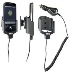 Support voiture  Brodit HTC Magic  avec chargeur allume cigare - Avec rotule orientable. Réf 512019
