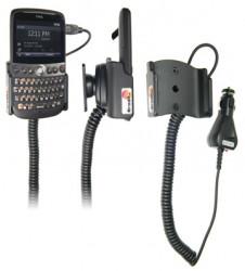 Support voiture  Brodit HTC Snap  avec chargeur allume cigare - Avec rotule orientable. Réf 512022