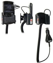 Support voiture  Brodit Samsung Jack SGH i637  avec chargeur allume cigare - Avec rotule orientable. Réf 512034