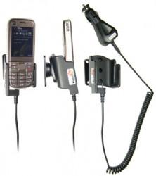 Support voiture  Brodit Nokia 6720 Classic  avec chargeur allume cigare - Avec rotule orientable. Réf 512058