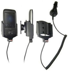 Support voiture  Brodit HTC Touch Viva  avec chargeur allume cigare - Avec rotule orientable. Réf 512073