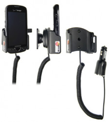 Support voiture  Brodit Samsung Omnia II  avec chargeur allume cigare - Réf 512100