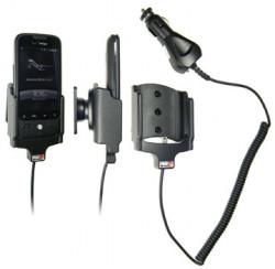 Support voiture  Brodit HTC Droid Eris  avec chargeur allume cigare - Avec rotule orientable. Réf 512107