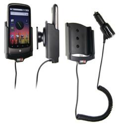 Support voiture  Brodit Nexus One  avec chargeur allume cigare - Avec rotule orientable. Réf 512116