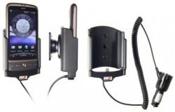 Support voiture  Brodit HTC Desire  avec chargeur allume cigare - Avec rotule orientable. Réf 512141