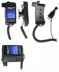 Support voiture  Brodit Sony Ericsson Vivaz Pro  avec chargeur allume cigare - Avec rotule orientable. Réf 512157