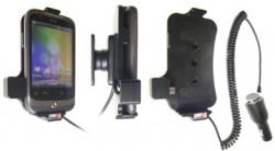 Support voiture  Brodit HTC A3333  avec chargeur allume cigare - Avec rotule orientable. Réf 512172