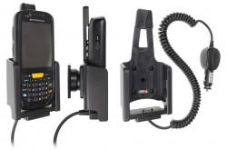 Support voiture  Brodit Motorola MC45  avec chargeur allume cigare - Avec rotule orientable. Réf 512498