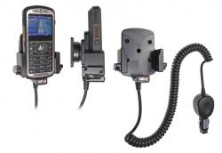 Support voiture  Brodit Motorola EWP 2100  avec chargeur allume cigare - Avec rotule orientable. Réf 512529