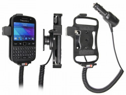 Support voiture  Brodit BlackBerry 9720  avec chargeur allume cigare - Réf 512551