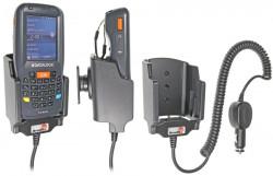 Support voiture  Brodit Datalogic LYNX  avec chargeur allume cigare - Avec rotule. Pour appareil avec batterie standard et étendu. Réf 512567