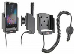 Support voiture  Brodit Motorola TC55  avec chargeur allume cigare - Avec rotule. Pour les deux batterie mince et étendue. Réf 512601