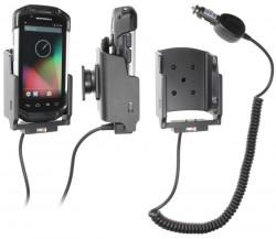 Support voiture  Brodit Motorola TC70  avec chargeur allume cigare - Réf 512707