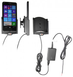 Support voiture Brodit installation fixe Microsoft Lumia 640 Ref. 513746 Réf 513746