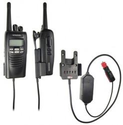 Support voiture  Brodit Kenwood NX-200  avec chargeur allume cigare - Pour une utilisation avec des batteries NiCd, NiMH, Li-ion ou Li-Poly. Réf 530188