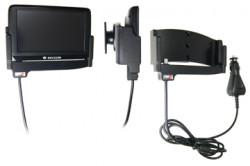 Support voiture  Brodit Navigon 40 Easy  avec chargeur allume cigare - Avec rotule. Et TMC intégrée dans le câble de charge. Réf 540194