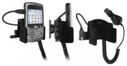 Support voiture  Brodit BlackBerry Curve 8300  avec chargeur allume cigare - Avec rotule. Surface &quot