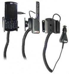 Support voiture  Brodit HP iPAQ Voice Messenger  avec chargeur allume cigare - Avec rotule orientable. Réf 965294