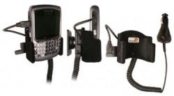 Support voiture  Brodit BlackBerry 8700c  avec chargeur allume cigare - Avec rotule orientable. Réf 968663