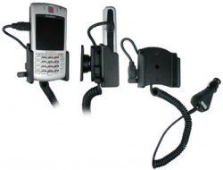 Support voiture  Brodit BlackBerry 7100v  avec chargeur allume cigare - Avec rotule orientable. Réf 968664