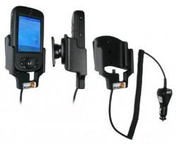 Support voiture  Brodit HTC Prophet  avec chargeur allume cigare - Avec rotule orientable. Réf 968671