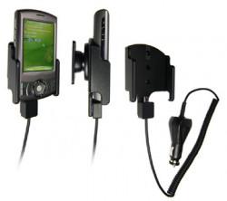 Support voiture  Brodit HTC Artemis 100  avec chargeur allume cigare - Avec rotule orientable. Réf 968714