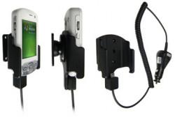 Support voiture  Brodit HTC P3600  avec chargeur allume cigare - Avec rotule orientable. Réf 968715